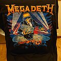 Megadeth - TShirt or Longsleeve - Vic Berlin Wall