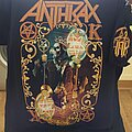 Anthrax - TShirt or Longsleeve - Evil Twin