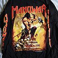 Manowar - TShirt or Longsleeve - Agony And Ecstasy
