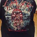 Slayer - TShirt or Longsleeve - World Painted Blood