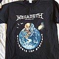 Megadeth - TShirt or Longsleeve - Blackmail The Universe