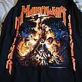Manowar - TShirt or Longsleeve - Hell On Stage