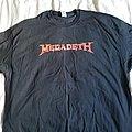 Megadeth - TShirt or Longsleeve - Un-hinged