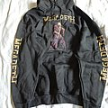 Megadeth - Hooded Top - Peace Sells......But Who's Buying?