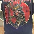 Iron Maiden - TShirt or Longsleeve - Senjutsu