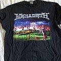 Megadeth - TShirt or Longsleeve - Youthanasia