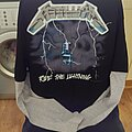 Metallica - TShirt or Longsleeve - Ride The Lightning