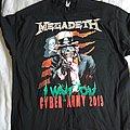 Megadeth - TShirt or Longsleeve - Cyber Army Special Edition