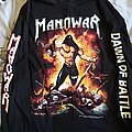 Manowar - TShirt or Longsleeve - Dawn Of Battle