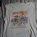 Megadeth - TShirt or Longsleeve - I Kill For Thrills