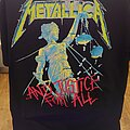 Metallica - TShirt or Longsleeve - And Justice For All