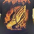 Anthrax - TShirt or Longsleeve - Worship Music