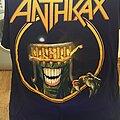Anthrax - TShirt or Longsleeve - Judge Death
