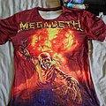 Megadeth - TShirt or Longsleeve - Nuclear