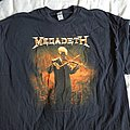 Megadeth - TShirt or Longsleeve - Violin