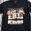 Megadeth - TShirt or Longsleeve - Blessed Are The Dead