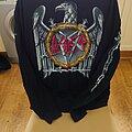 Slayer - TShirt or Longsleeve - Eagle Emblem
