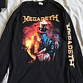 Megadeth - TShirt or Longsleeve - Uncle Sam