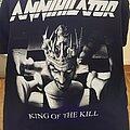 Annihilator - TShirt or Longsleeve - King Of The Kill