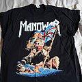 Manowar - TShirt or Longsleeve - Hail To England