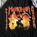 Manowar - TShirt or Longsleeve - Triumph Of Steel