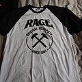 Rage - TShirt or Longsleeve - Rage 1984