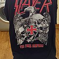 Slayer - TShirt or Longsleeve - The Final Campaign