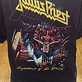 Judas Priest - TShirt or Longsleeve - Defenders Of The Faith