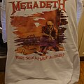 Megadeth - TShirt or Longsleeve - Peace Sells But Who's Buying