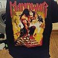 Manowar - TShirt or Longsleeve - Agony And Ecstasy