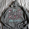 Megadeth - Hooded Top - Killing Is My Business......And Business Is Good