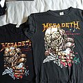 Megadeth - TShirt or Longsleeve - Peace sells but who's buying (pair of)