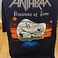 Anthrax - TShirt or Longsleeve - Persistence Of Time