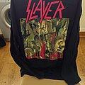 Slayer - TShirt or Longsleeve - Reign In Blood