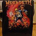 Megadeth - TShirt or Longsleeve - Vic Goes To Hell