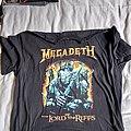 Megadeth - TShirt or Longsleeve - Lord of the Riffs