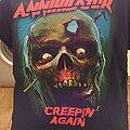 Annihilator - TShirt or Longsleeve - Creepin' Again