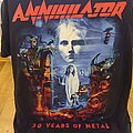 Annihilator - TShirt or Longsleeve - 30 Years Of Metal