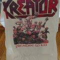 Kreator - TShirt or Longsleeve - Pleasure To Kill