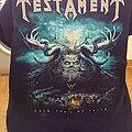 Testament - TShirt or Longsleeve - Dark Roots Of Earth