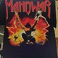 Manowar - TShirt or Longsleeve - Triumph Of Steel