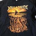 Megadeth - TShirt or Longsleeve - Shark Missile
