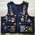 Battle Jacket - Iron Maiden Leather Vest