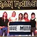 Other Collectable - Iron Maiden - Dave Murray Original Wristband