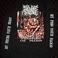 Severe Torture - Feasting On Blood - Long Sleeve - T-Shirt - SOLD