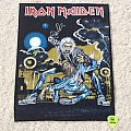 Iron Maiden - Patch - Iron Maiden - No Prayer On The Road - 1990 Iron Maiden Holdings - Back Patch
