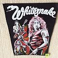 Whitesnake - Coverdale And Band - Vintage Back Patch
