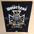Motörhead - All The Aces - 1994 Motörhead - Razamataz - Backpatch