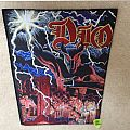 Dio - Murray and Lightning - Vintage Backpatch