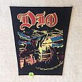 Dio - Holy Diver - Vintage Backpatch